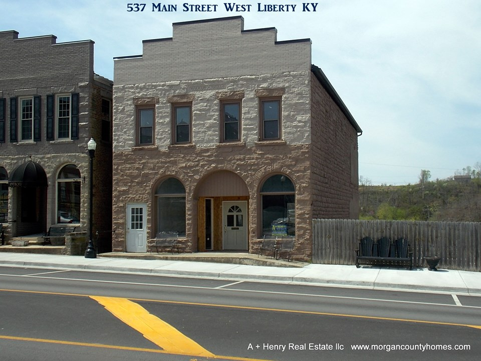 Historic Commercial Building